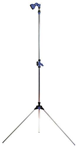Aqua Control C2094N - Ducha de jardín, con trípode y cabeza basculante