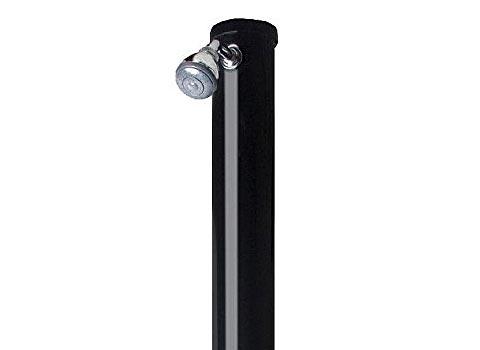 Comprar ducha Solar de PVC Negro
