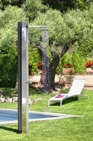 Ducha niagara solar para piscina, Astral, Solar Shower